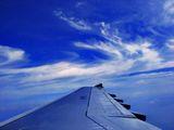 Křídlo letadla